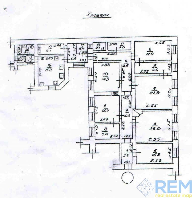 продажа многокомнатной квартиры номер A-163124 в Приморском районе, фото номер 2